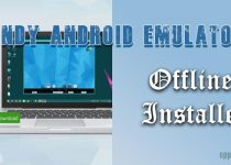 Download Andy Offline Installer Free