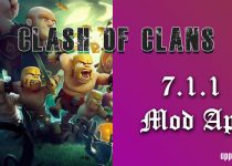 Free Download for Android Clash of Clans 7.1.1 Mod Apk
