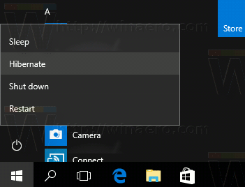 Start-menu-after-hibernate-mode-active