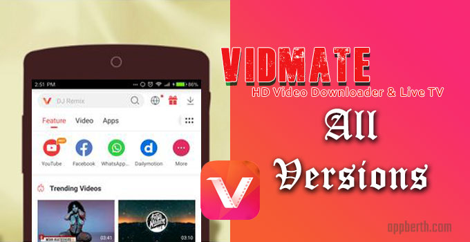VidMate HD Video Downloader APK